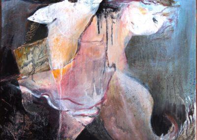 Le grand cerf blanc - N. Leroux-Morlet