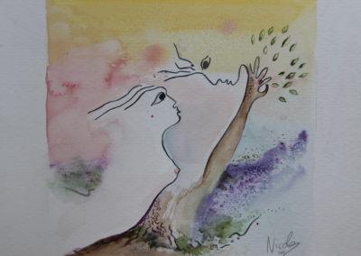 arbre sentimental !